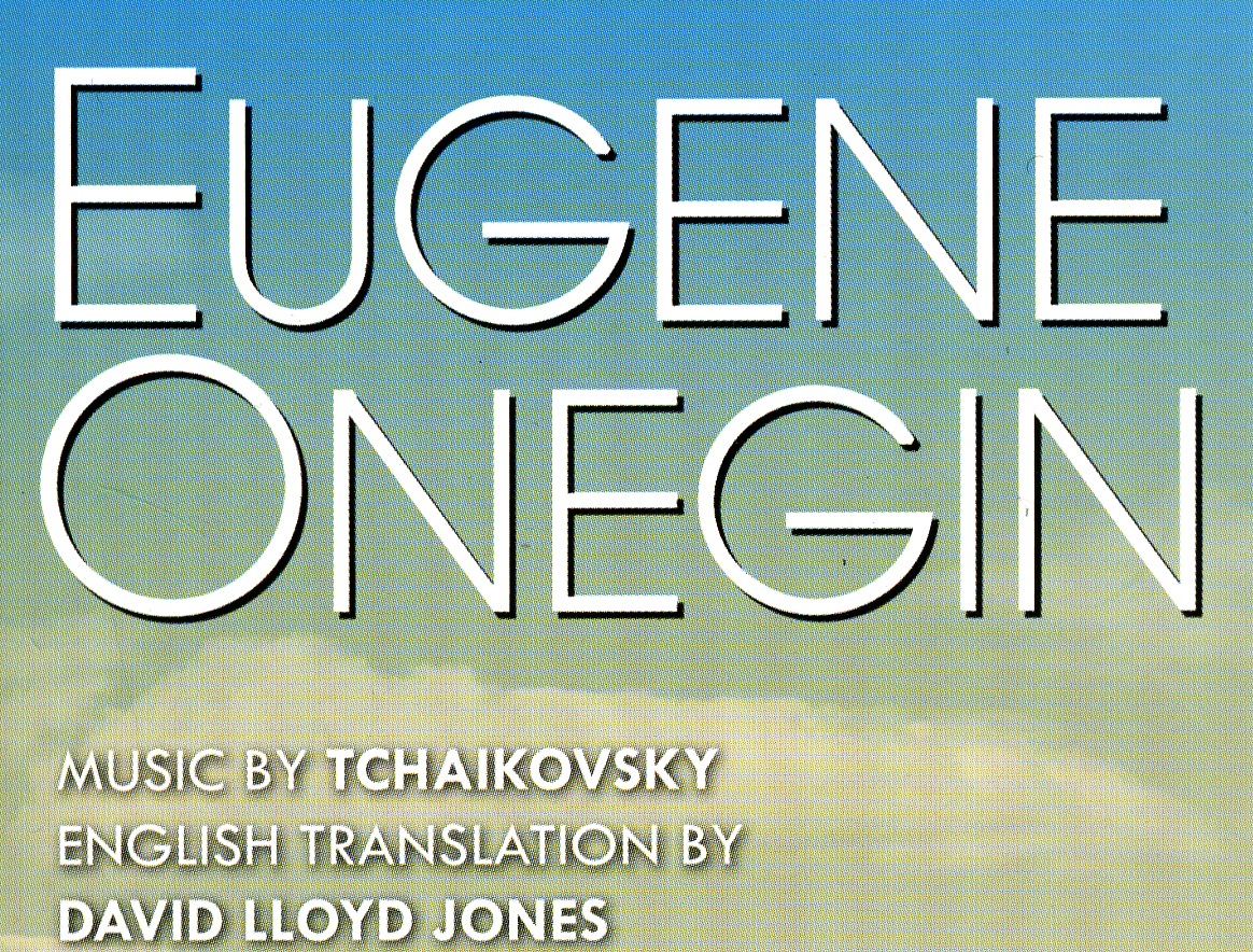 Eugene Onegin – gallery – Nicholas Sharratt (Lensky)