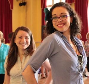 Rachael and Natasha